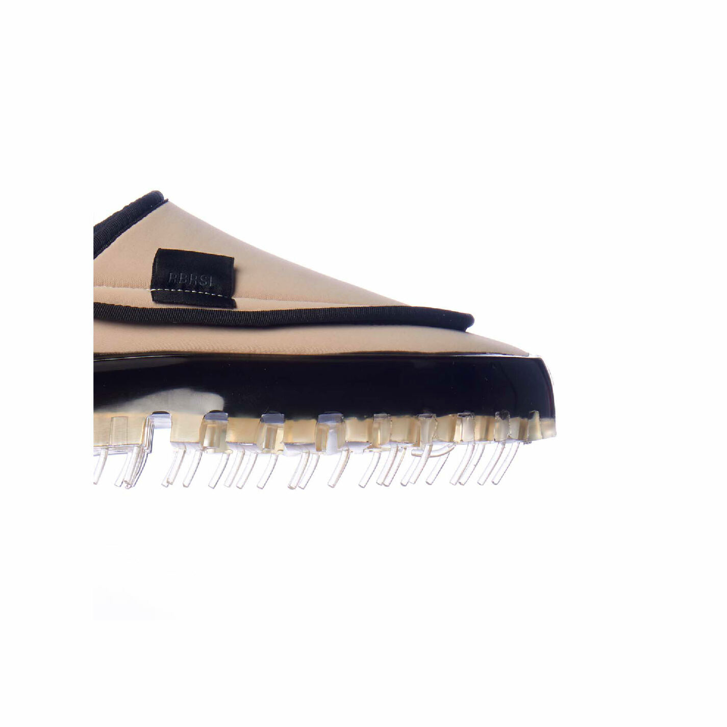 Men's BOLD slip-ons in breathable beige technical fabric