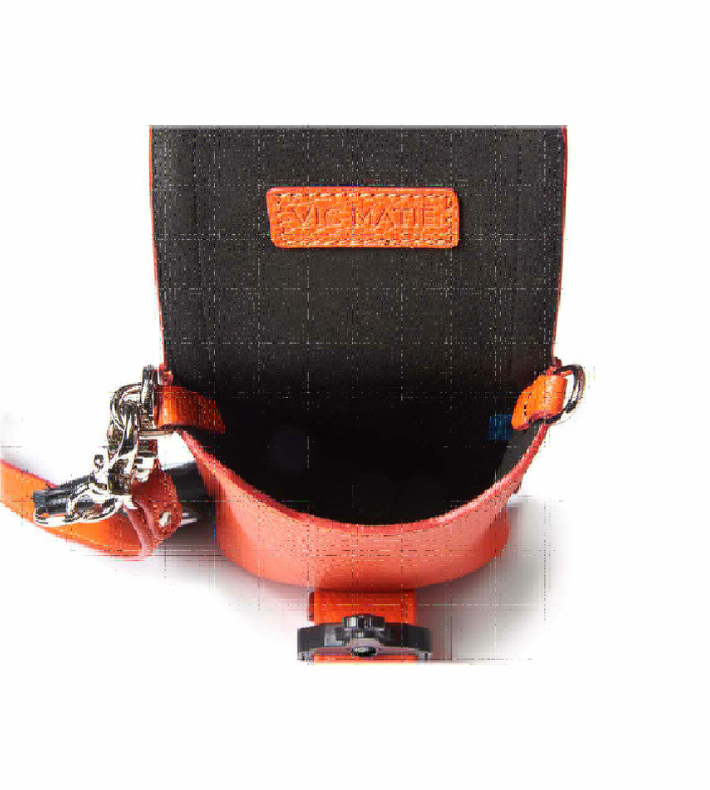 Fanny<br />Orange calfskin smartphone case