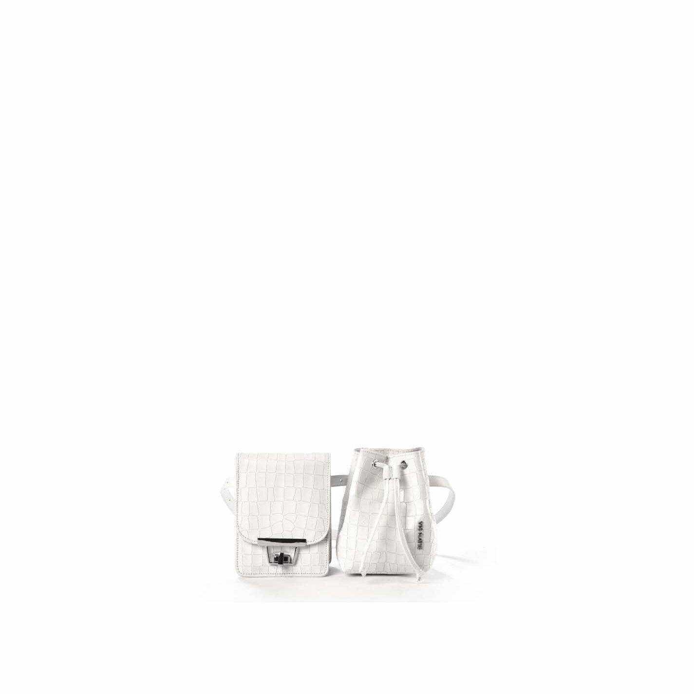 Yoki<br />Mini white double bag