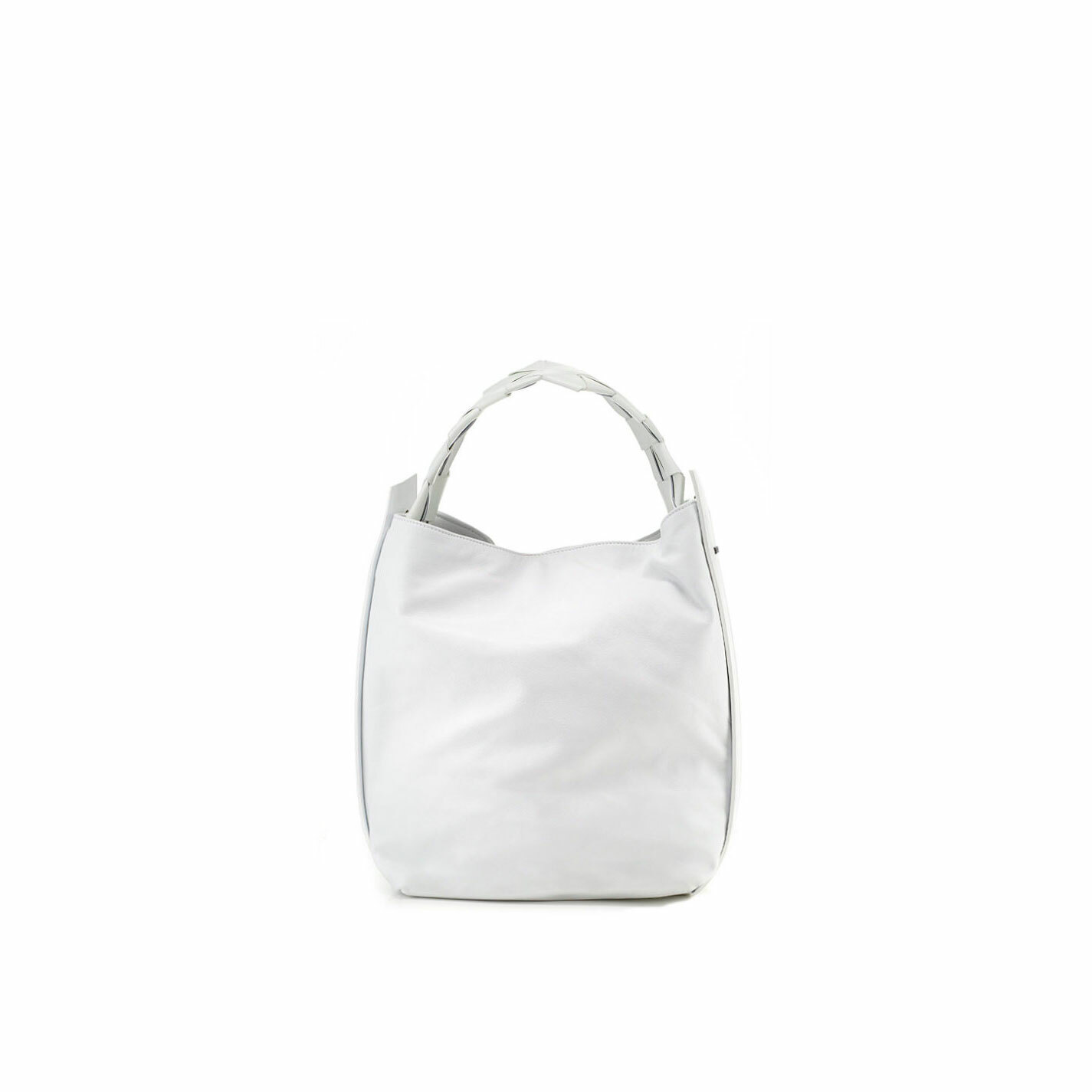 Vivian<br>Shopper bianca